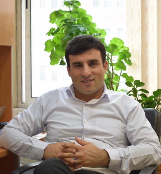 Ahmad Ali Abin