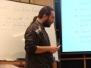 Workshop On Topological Combinatorics, Shahid Beheshti University, Tehran, Iran, October 21, 2009